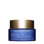 Multi-Active Nuit Revitalisierende Nachtcreme bei ersten Falten für trockene Haut