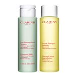 Reinigungsduo für normale bis trockene Haut