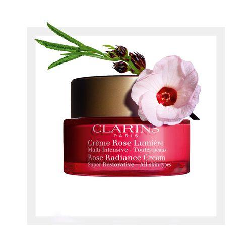 Crème Rose Lumière Multi-Intensive - Toutes peaux