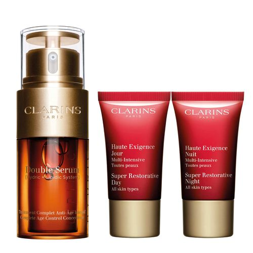 Programme anti-âge Double Serum & Multi-Intensive