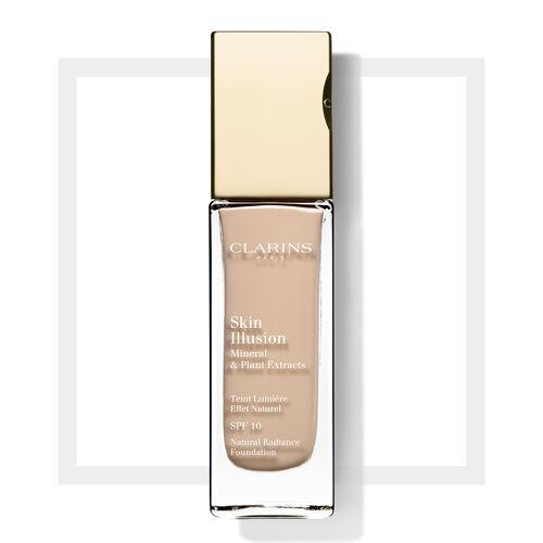 Foundation Skin Illusion SPF 10 für natürlich strahlenden Teint