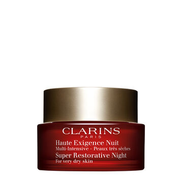Anti-Age Nachtcreme Haute Exigence für sehr trockene Haut