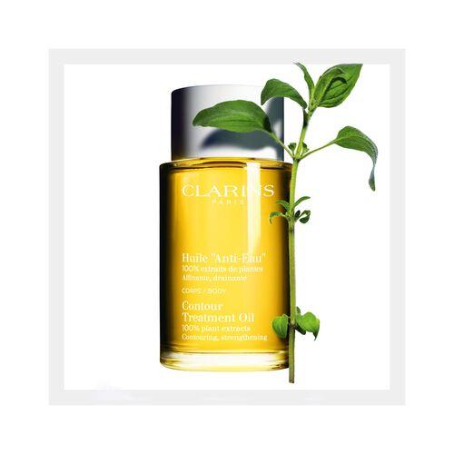 "Körperöl Huile ""Anti-Eau"" - Mit 100% reinen Pflanzenextrakten"