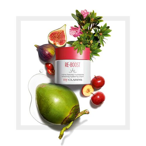 My Clarins Refreshing Hydrating Cream