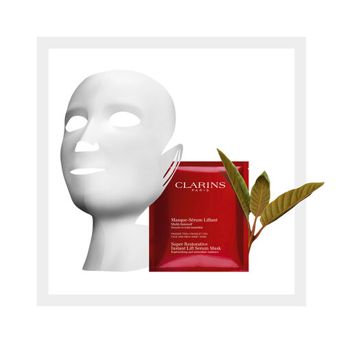 Super Restorative Instant Lift Serum-Mask - Individual sachet with outer carton