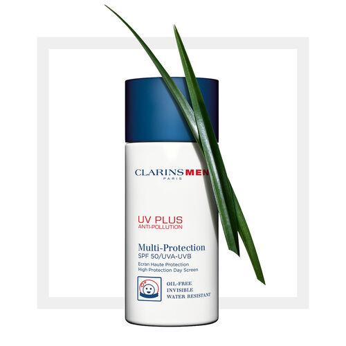 Uv+ ClarinsMen