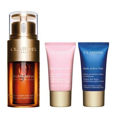 Double Serum & Multi-ActiveIhre Anti-Age Beauty-Routine ab 30