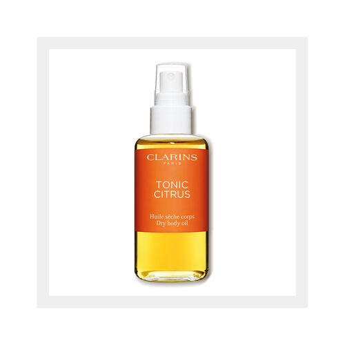 Trockenöl für den Körper Tonic Citrus