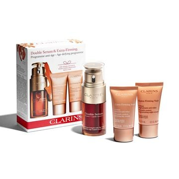40+ Double Serum & Extra-Firming. Programme anti-âge