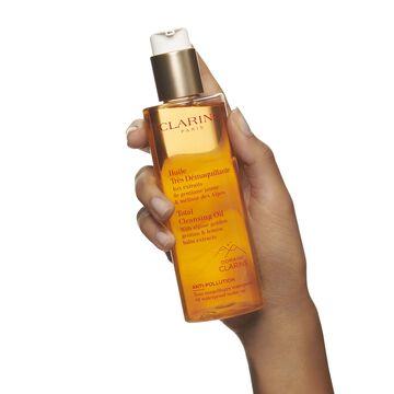 Reinigungs-Öl und Make-Up Entferner