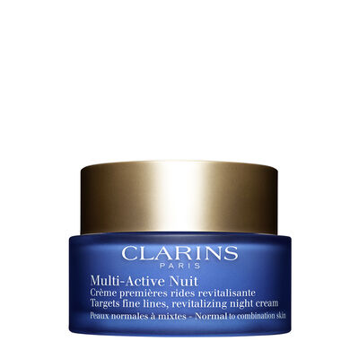 Multi-Active Nuit Revitalisierende Nachtcreme bei ersten Falten Normale Haut bis Mischhaut