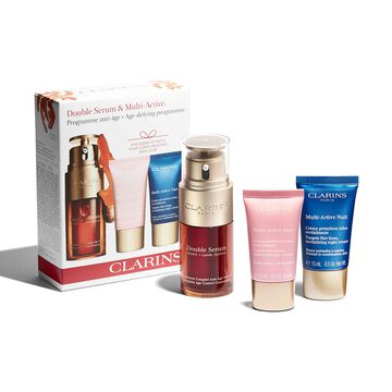 Double Serum & Multi-Active. Programme anti-âge