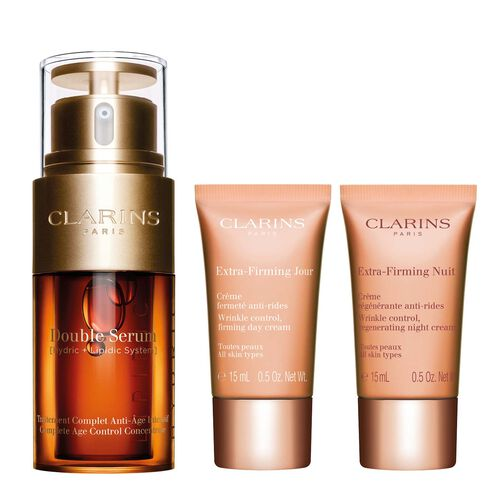 Double Serum et Extra-Firming - Programme anti-âge