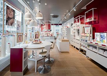 Boutique & Spa Clarins Genève