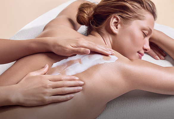 Skin Spa und Open Spa