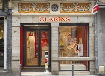Boutique Clarins Lille