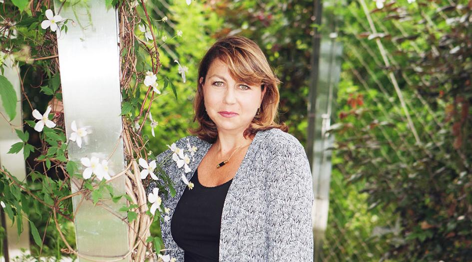 Muriel Hattab, Interview avec la nouvelle femme de cœur Clarins 2016