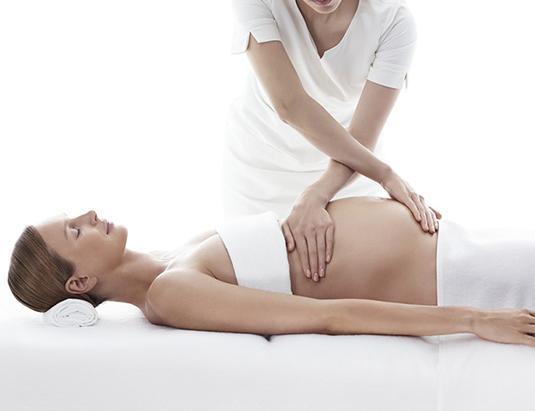 Schwangerschaftsbehandlung