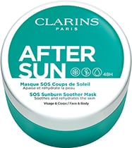 SOS Sunburn Soother Mask