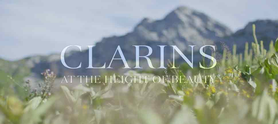 Video Clarins-Anwesen