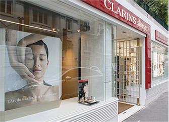Boutique Clarins Neuilly sur seine