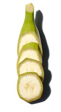 Banane verte Bio