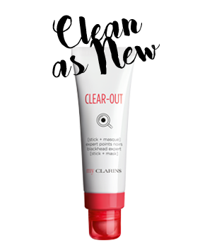 CLEAR-OUT [stick + masque] expert points noirs