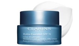Crème Désaltérante SPF 15 – normale bis trockene Haut