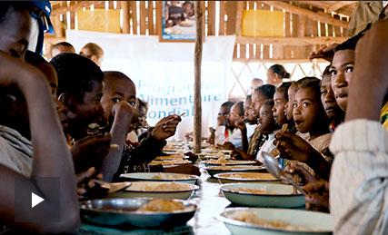 FEED ET CLARINS, projet à Madagascar