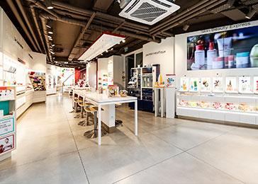 Boutique & Spa Clarins Zürich