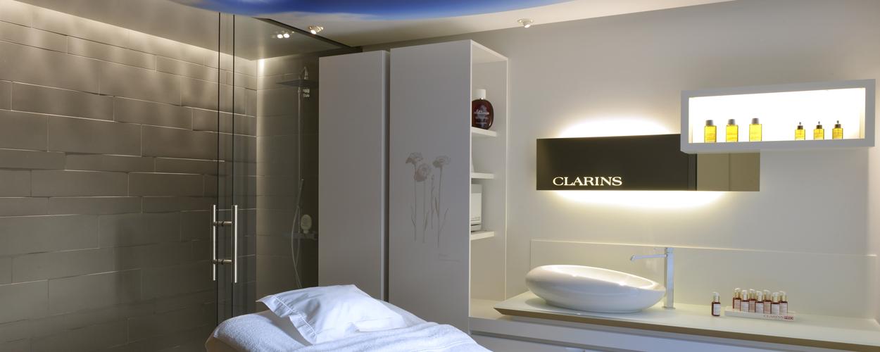Clarins Spa