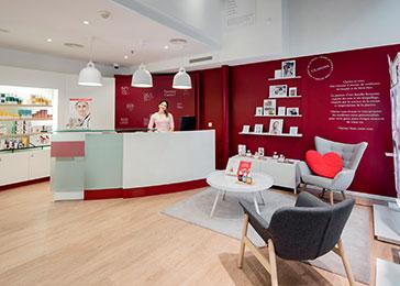 Boutique Clarins Paris 16ème