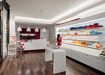 Boutique Clarins Bordeaux